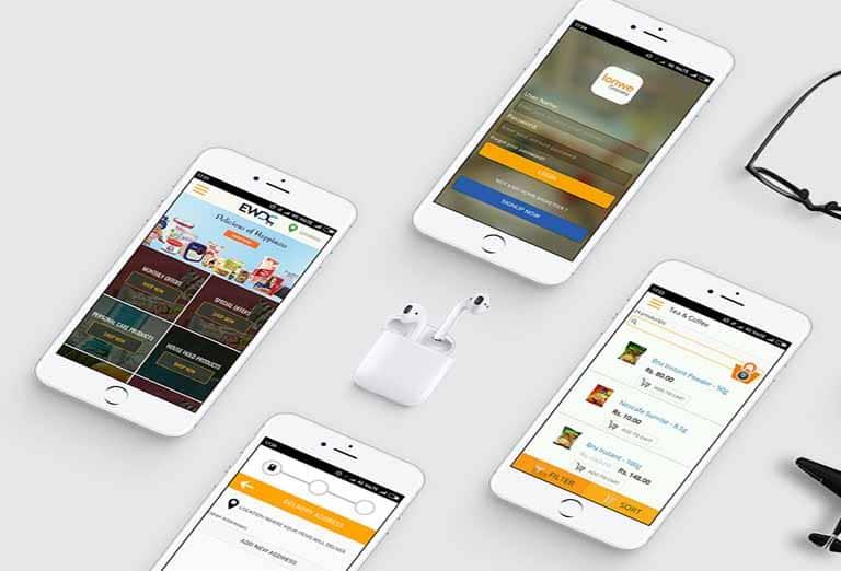 ecommerce store-app