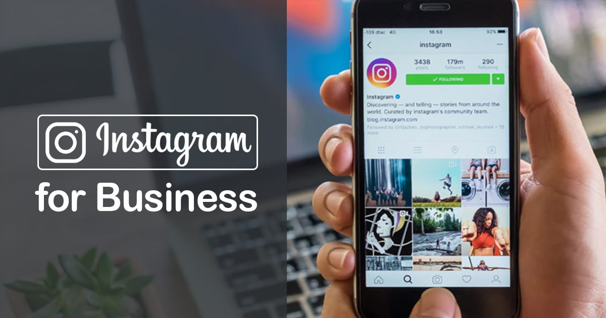 Use Instagram for Your Business