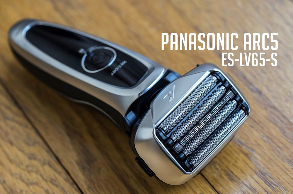 Panasonic-ARC5-Electric-Razor-For-Men