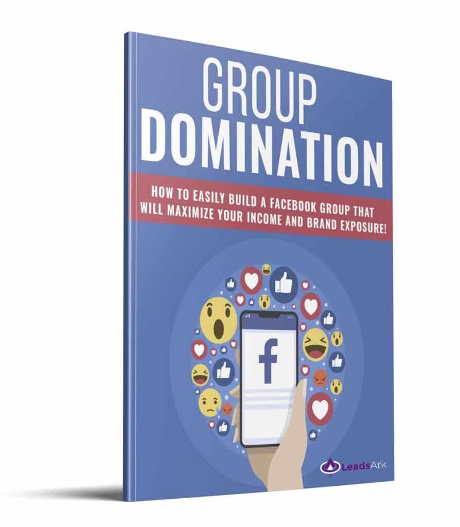 Facebook Group Domination E-Book
