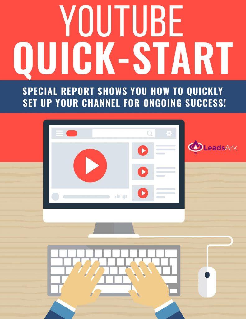 YouTube Quick-Start E-book