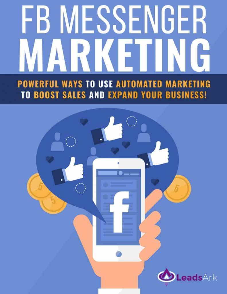 FB Messenger Chatbot Marketing – E-Book