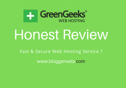 Green Greeks Hosting Review