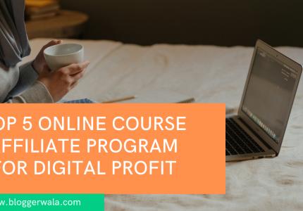 5 Best Online Course Affiliate Programs For Digital Profit