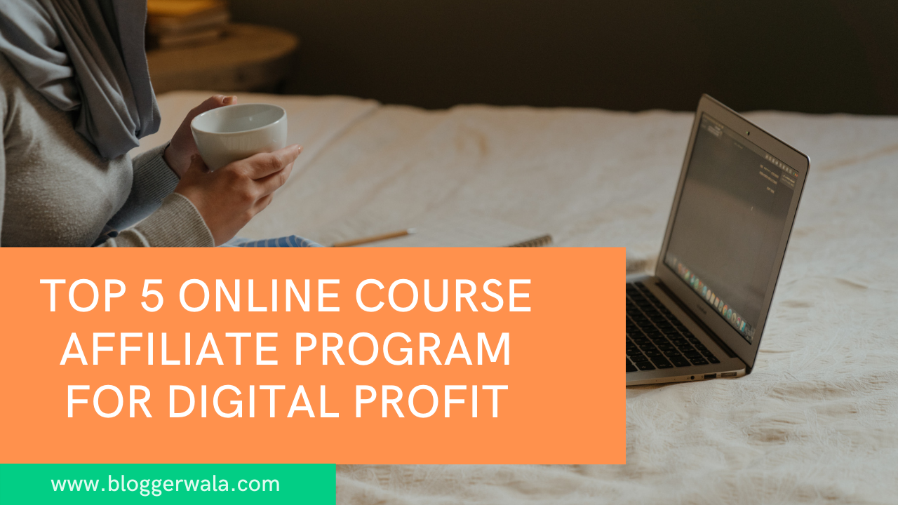 5 Best Online Course Affiliate Programs For Digital Profit