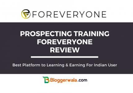 Prospecting Training ForEveryone Review